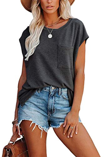 (50% OFF) Ladies Short Sleeve Tunic Top $9.99 – Coupon Code