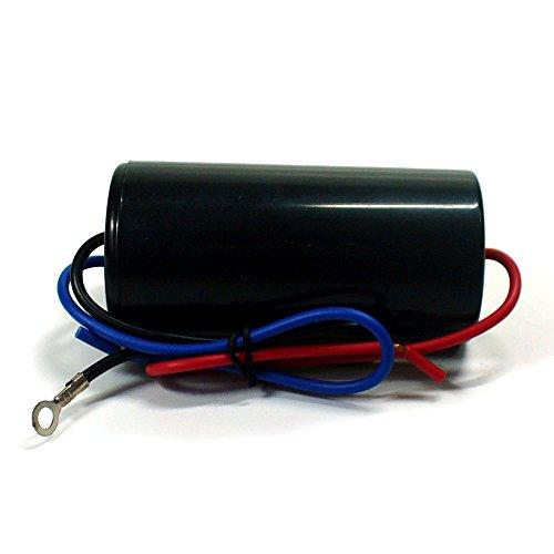 maxxcount filtro de radio interferencias de coche 10 A con terminales de cable en anillo