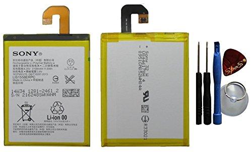 SPES Original Ersatz Akku für Sony D6603 Xperia Z3 LIS1558ERPC / Werkzeugset
