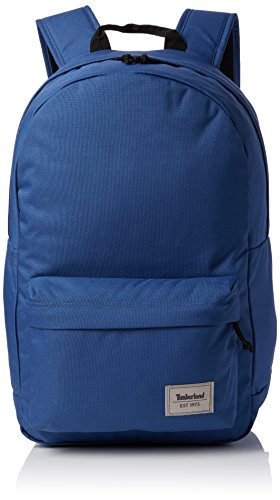 Timberland Backpack With Patch Rugzak, 22 L, True Navy