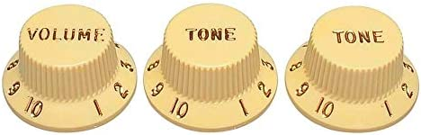 Top 10 Best fender guitar knobs