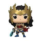 Pop! Heroes DC Death Metal Wonder Woman Vinyl Figure...