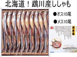 カネダイ大野商店『鵡川産ししゃもAセット』