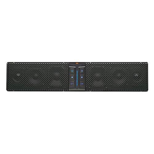 Powerbass XL-650 6 Speaker System Bluetooth Powersports Sound Bar - 250W RMS