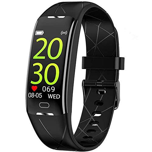 BIGFOX Fitness Tracker,Android iOS Orologio Fitness,Impermeabile IP67 Smartwatch Uomo Donna Bambini per Samsung Xiaomi Huawei