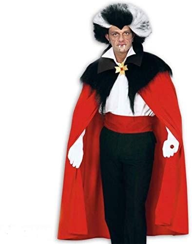 Cape 'Vampir Deluxe' Carnaval, Halloween, fête (Medium)