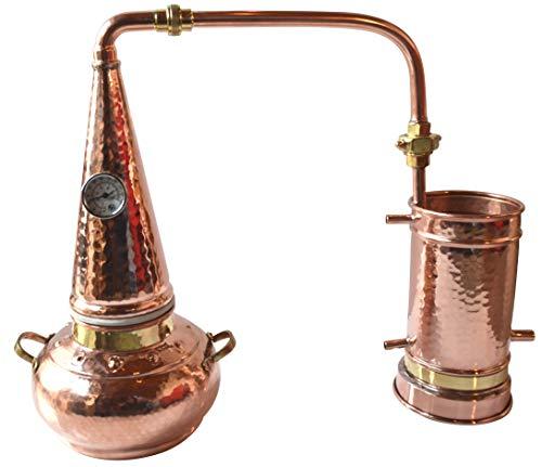 Dr. Richter 2L Destille Schottland Premium High-End Destillieranlage 2 Liter Wasserdestillation