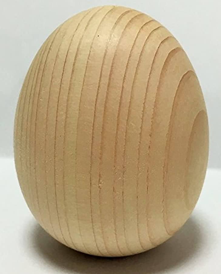 ペンフレンド溶ける始める1個から購入できる!卵型ヒノキボール タマゴ型 檜ボール 桧ボール ひのきボール 玉