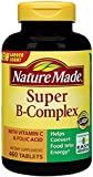 Best B Vitamins - Nature Made Super B Complex + Vitamin C Review