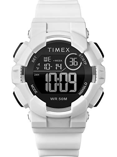 Timex Mako DGTL - Reloj unisex con correa de silicona