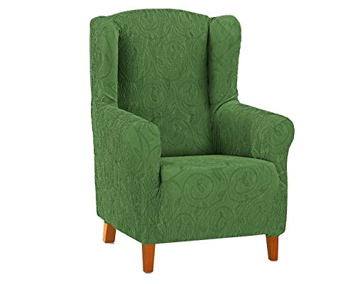 Martina Home Funda sillón Relax, Verde, Orejero