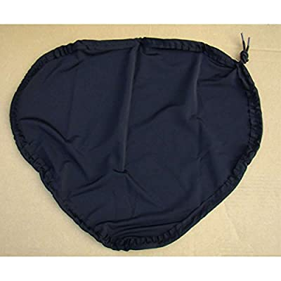 Sun Replacement Seat Cover for EZ - Black, with Drawstring