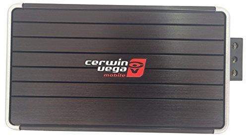 Cerwin Vega B51 1000W Max / 500W RMS Class D 2-Ohm Stable Monoblock Amplifier