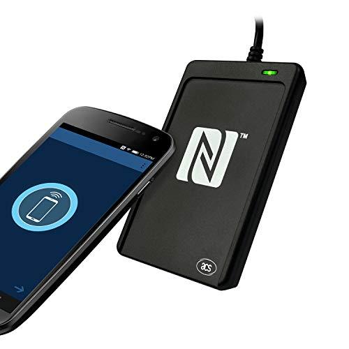 ACS ACR1252U USB NFC Reader III, ACR1252U-A1ACSA (USB NFC Reader III (NFC Forum Certified Reader))