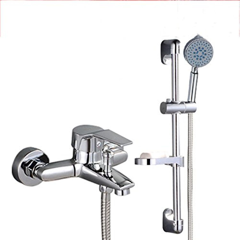 ETERNAL QUALITY Bathroom Sink Basin Tap Brass Mixer Tap Washroom Mixer Faucet Faucets Bathroom Faucets Home Starter Kit with lifting shower set three of the shower faucet bathroom shower handheld shower D Kitchen Sink Taps
