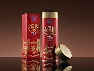 TWG Tea - English Breakfast Tea (TCTWG4007) - 5.3oz Loose Leaf TIN