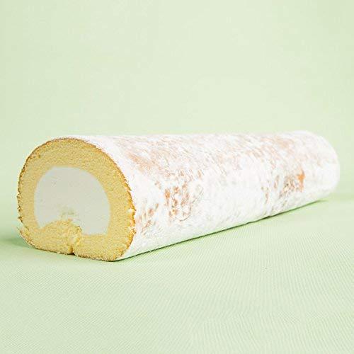 新杵堂 ロングスターロール 1本 ロールケーキ お土産 ギフト | ロングサイズ約32�p | あっさりクリーム使用