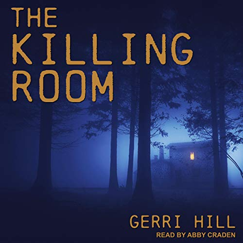 Page de couverture de The Killing Room