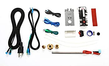 Camco Hot Water Hybrid Heat Kit - Easily Converts Any 6-Gallon RV LP Gas Water Heater to 120V Electricity to Conserve Propane  11673