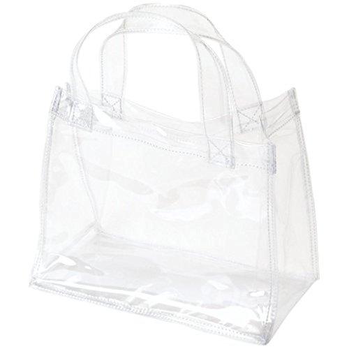 OCSコーポレーション株式会社 透明手提バッグ B5 OCS-2520135 1枚