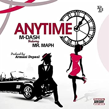 Anytime (feat. Mr. Maph)