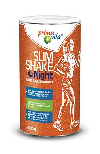 Primavita - Diät-Drink für die Nacht mit Glucomannan 500g (10 Portionen)