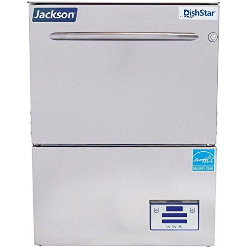 Jackson WWS DishStar HT-E, 27 Rack/Hr Undercounter Dishwasher