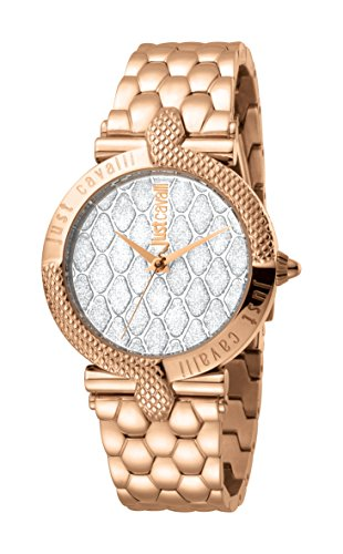 Just Cavalli Uhr Damen Rosé Gold