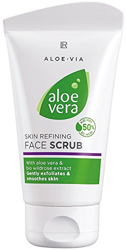 LR ALOE VIA Aloe Vera Hautverfeinerndes Gesichtspeeling 75 ml