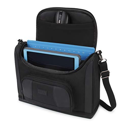 USA Gear Compact Tablet Messenger Bag