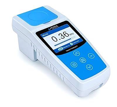 Apera Instruments TN400 Portable Turbidity Meter, Infrared Sensor, ISO 7027 Compliant, Accuracy: ±2%+Stray Light
