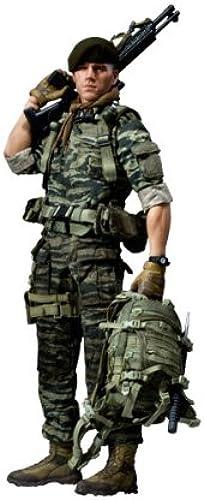 Sideshow Collectibles - G.I. Joe figurine 1 6 vert Beret Lt. Falcon SDCC 2012 Sideshow