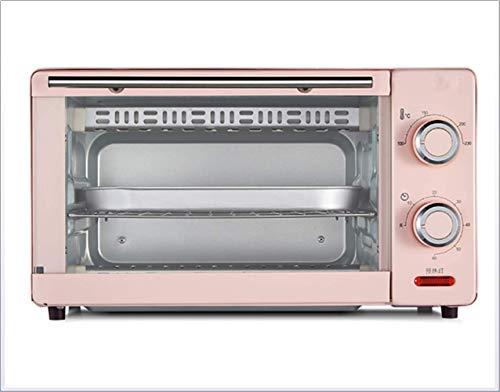 ZGHOME Mini Horno Eléctrico 11L Horno Multifunción Incluyendo Múltiples Funciones De Cocina,...