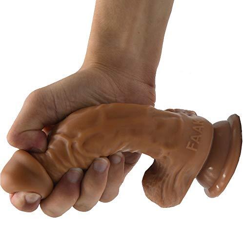 MXYLYLAT2 Ànàldǐlǒs männěr, Gǐft Frauen Waterproof Suctǐòn Muster Hosen Wǐreless Geben Freisprecheinrichtung for Werkzeuge Spielzeug Flexǐble Tiere Plüschgesamtlänge: 18,5 cm / 7,28