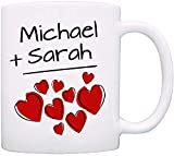 Personalized Gifts for Boyfriend and Girlfriend, Wedding Anniversary...
