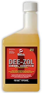 Bell Performance - Dee-Zol Concentrate Diesel Treatment - 5 Gallons