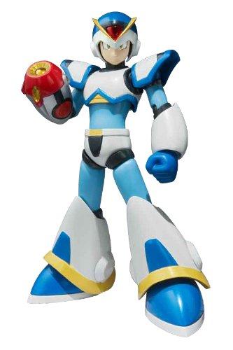 Mega Man X (Megaman) D-Arts Action Figur: X (Full Armor Version)