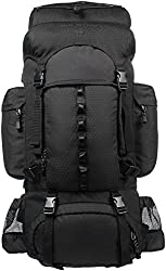 50L hiking backpack from AmazonBasics