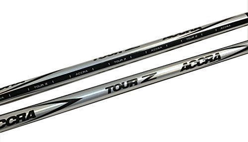 Accra New Tour Z 85 Counter Balanced CB Driver Shaft + Adapter & Grip (Stiff) (Ping G30, G, G400)