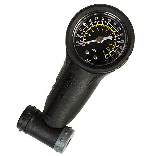 Neumático manómetro de presión de neumáticos de Bicicletas Herramienta de medición Universal de Alta precisión calibrador de presión de Ruedas