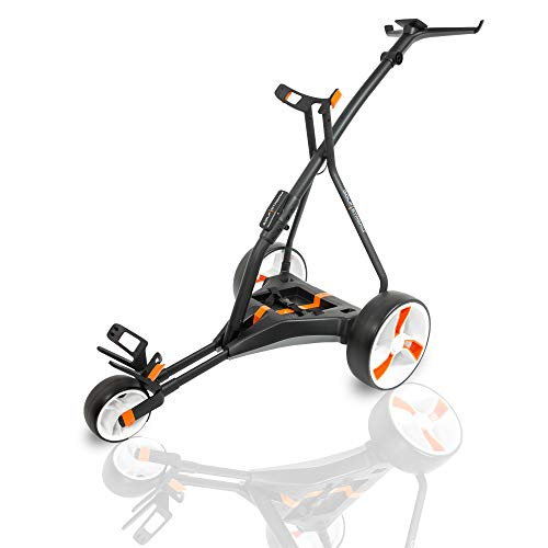 Review Of Kangaroo Golfstream Lithium fold-up Electric cart
