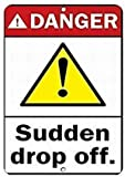 LILILILI BEFULL Udden - Placa de metal para decoración del hogar, impermeable, para habitación, garaje, restaurante, puerta, regalo de 30,5 x 20,3 cm