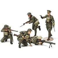 Tamiya 1/35 Miniatura Militar Series No.339 Primera Guerra Mundial británica Infantería Set 35339