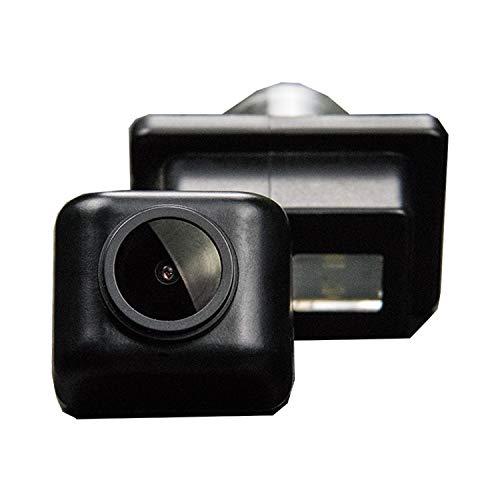 Nachtsicht Wasserdicht Farbkamera 170° HD Rückfahrkamera Kennzeichenleuchte Einparkhilfe Kamera für Mercedes Benz A-Klasse W176 / C-Klasse W204 / E-Klasse MB W212 W207 C207 W221 S204 W216
