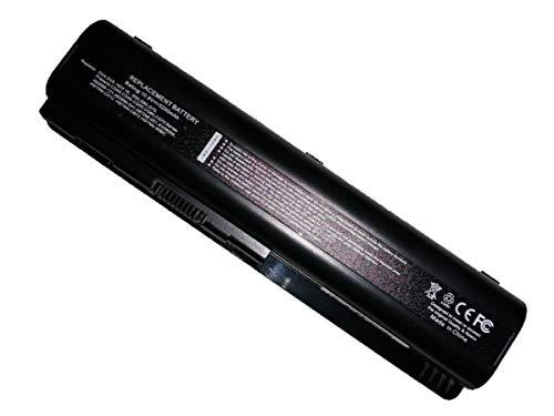 MTXtec 484170-001 HSTNN-LB72 HSTNN-UB72 - Batería para Ordenador portátil HP Compaq Presario CQ60 CQ61 CQ70 CQ71 g50 g60 g61 g70 DV4 Series (10,8 V, 6 Celdas)