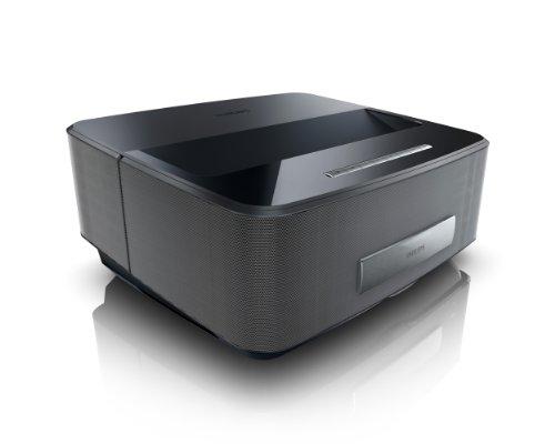 Philips HDP1690 Screeneo LED-Projektor (VGA/SVGA, WXGA, Kontrast: 100000:1, 1280x800 Pixel, 1000 ANSI Lumen) schwarz