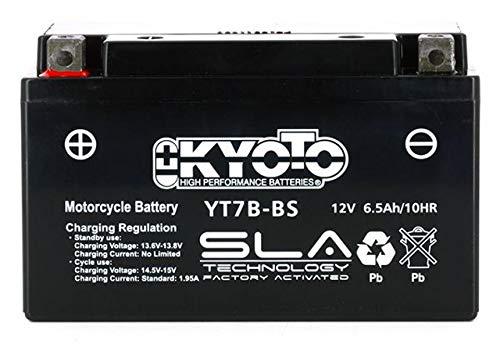 Batería Kyoto para scooter Yamaha 250 YP Majesty Dx Abs 1998 a 2007