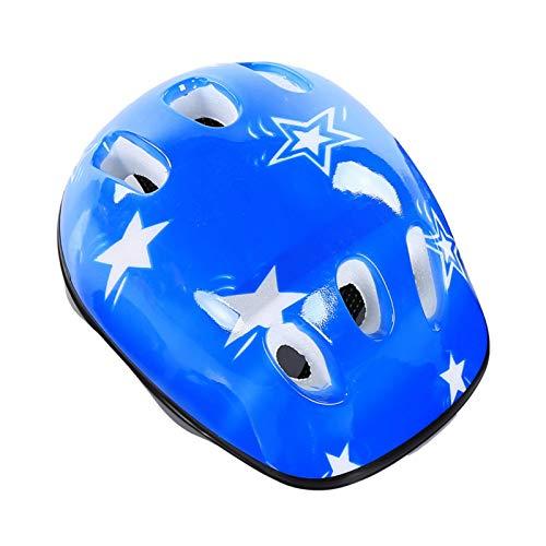 Kinder Helm - Kinderhelm Fahrradhelm Schutzhelm Helm Kinder Unisex Mädchen Junge, Für Skateboard Fahrrad Rollschuh, Geeignet Für Kinder Von 5 Bis 10 Jahre Alt