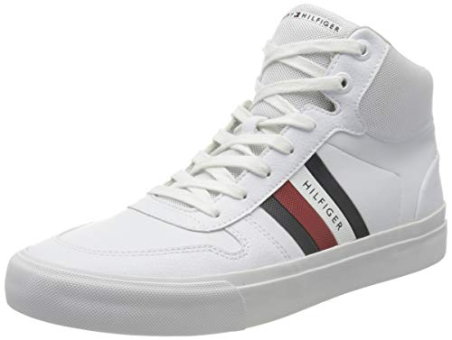 Tommy Hilfiger Core Corporate High Modern Vulc Sneaker Heren