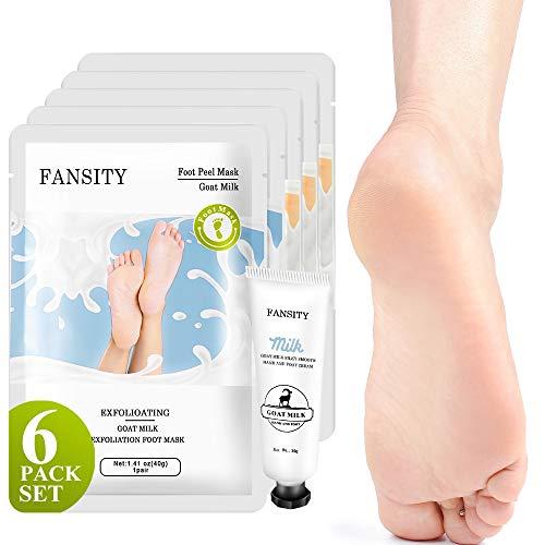 Scholl Expertcare - Exfoliante para el cuidado de los pies para piel seca y callos - 1 x 75 ml